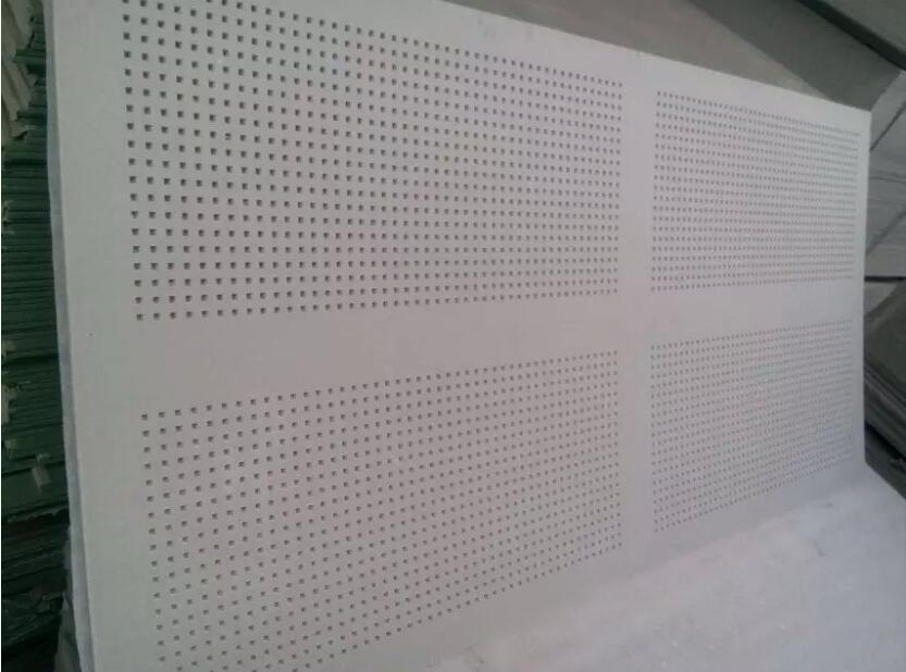 Perforated Gypsum Boarddq Win World